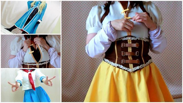 プリンセスレイヤー なのは姫の女の子動画